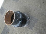 Upper Exhaust Pipe Used 1990 Omc 5.7 L P/n 912375 3 To 4 Pipe Marine Boat