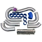 Cxracing Intercooler Piping Kit Bov For 96-04 Ford Mustang 4.6l V8 Supercharger