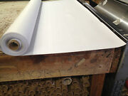 Bright White Vinyl 10 Yd Roll 54x 30 Ft Boat Seats And Upholstery