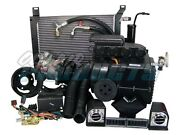 1967 1968 Ford Mustang 289 W/o Ps Cable Operated Air Conditioning Ac Heat Kit