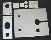 Waste Oil Heater Parts Lanair Mx 250/300 Combustion Chamber Gasket Kit W/board