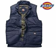 Professional Combat Bodywarmer Mens Quality Lined Work Gilet Bw11025