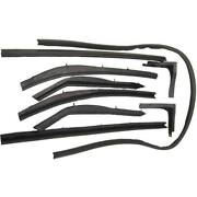 Roof Rail Kit Compatible With 1957-1958 Buick Cadillac Convertibles