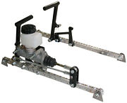 Micro Sprint Brake And Throttle Pedal System With Wilwood Master Cylinder600 Mini