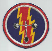 50s-60s 12th Weather Squadron Patch