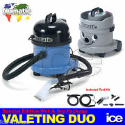 Car Interior Carpet And Upholstery Pro Valet Cleaning Equipment Machine Package