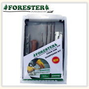 Chainsaw Sharpening Kit, Chain File Kit, Round Files