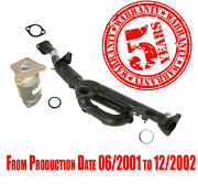 Front Firewall Converter W Y Pipe And Gaskets For Nissan Maxima And Infinity I35