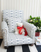 Heirloom-quality Child/toddler Upholstered Chair Armchair