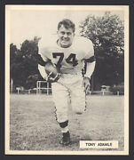1950 Sohio Cleveland Browns 3 Different Rookie Cards Including Jones-houston