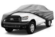 Truck Car Cover Ford F-250 Long Bed Super Cab 1984 1985-1989