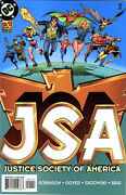 Jsa 1999 1-87 Complete Set/lot Justice Society Of America Earth Two 2 Robinson