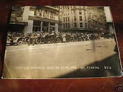 1908 Crippled Children Handicapped Broadway Stearns New York City Nyc Auto Photo