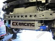 3.5 Core Front Mount Intercooler Kit For 2013+ Ford Escape 2.0t New + Blue Hose