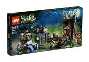 Lego Monster Fighters The Crazy Scientist And His Monster 9466 Brand New