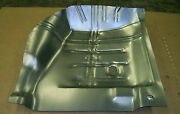 1968-1972 Gm A Body Cars Right Hand Front Floor Pan -classic Repro Cr