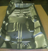 1968-1972 Gm A Body Cars Right Hand Full Floor Pan - Classic Repro Cr