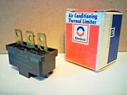 Olds Gm Ac Delco Air Conditioning Compressor Thermal Limiter Fuse Switch Nos