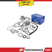 Timing Chain Kit Oil Pump Aisin Water Pump For 95-04 2.4 Toyota Tacoma 2rzfe 16v