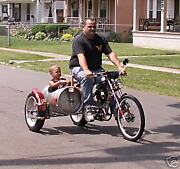 Schwinn Occ Chopper Bicycle Exhaust Loud . You Are Purchasing Exhaust Only.