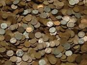 1000 Old Wheat Penny Cents Us Coin Lot