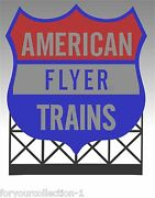 Miller's American Flyer Billboard Animated Neon Sign O/o27 Ho Scale 88-0951