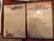 150+ 1942-3 Wwii Letters Covers Streever To Link Corpus Christi Corona