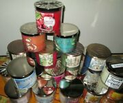 Bath And Body Works Large 3 Wick Candles 14.5 Oz. Jar Choose Ur Fave From Menu