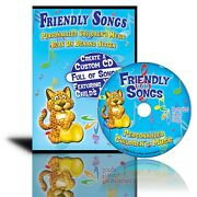 Turn-key Business Opportunity - Friendly Songs Personalized Music And Gifts