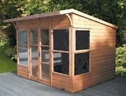 Mamble Summerhouse Delivered And Erected Free