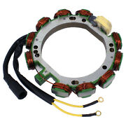 Stator For Omc Johnson Outboard 90 Hp 90hp Engine 1988-1998 Magneto