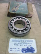 Skf 1309 Double Row Self-aligning Bearing Size 45 X 100 X 25mm Made In Sweden