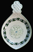 Antique Russian Imperial Era Porcelain Kovsh Bowl