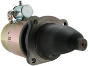 New Starter Fits Oliver Tractor 1550 1600 1650 1750 1800 Replaces 1108187 323861