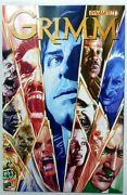 Grimm Nbc Tv Comic 1 First Issue 1st Print Nm Unread Fables Fairy Tales
