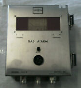 Gastech 100150-1 Model1620-rf,gas Monitor Alarm Svg Thermco Vtr7000 785023-001