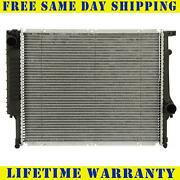 Radiator For 1992-2000 Bmw 325i M3 328i 323i 325is 328is 320i Fast Free Shipping