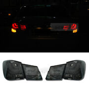 Bmw F Style Rear Led Tail Light Lamp Black Edition For Chevrolet 2011-2014 Cruze