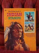 Unused 1980 Golden Book Of Indian Stamps 1980 Final Printing Native Americans