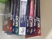 Complete Princeton Mcat Study Material Bio Verbal Reasoing Chem Phy