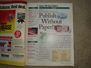 Pc Magazine,computer,zd,february,1995,vol 14,no 3,old,publish Without Paper