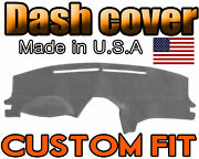 Fits 2004-2010 Toyota Sienna Dash Cover Mat Dashboard Pad / Charcoal Grey