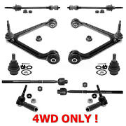Dodge Ram 1500 02-05 Control Arms Lower Ball Joints Sway Bar Links And Tie Rods