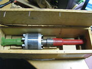 Louis Allis Co. Rotor Shaft Assembly 00r06848-0101 Nsn 6105-01-044-0193