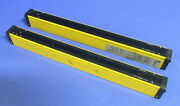 Omron Safety Light Curtain Receiver/emitter F3s-a162p-d/f3s-a162p-l Pzb