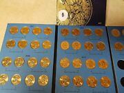 Volume 1 Pos B Complete Set Pandd 2007-2011 Presidential 1 Gold Dollar 40 Coins