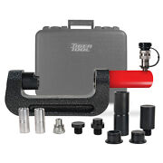 Tiger Tool 10608 Hydraulic Wheel Stud Service Kit Remover And Re-installer