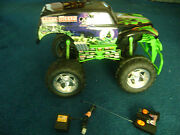 Super Rare Huge 16 Scale 2003 Tyco 27 Mhz Grave Digger R/c Monster Truck