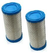 2 New Air Filters Cleaners Ferris / Gravely Zero Turn Ztr Lawn Mower Tractor