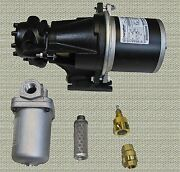 Waste Oil Heater Parts Fuel Pump Kit System Suntec With Filters And Regulator